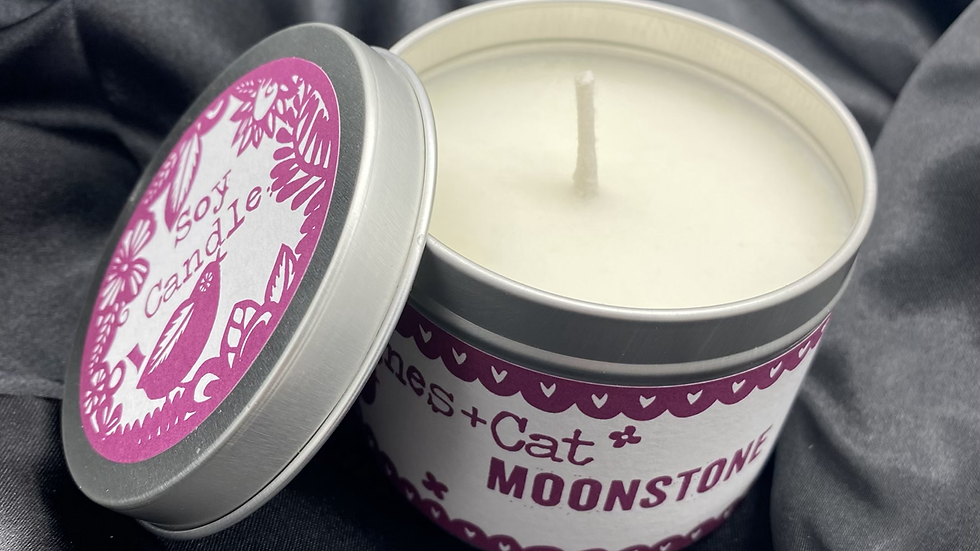 Moonstone  - Soy Wax Candle