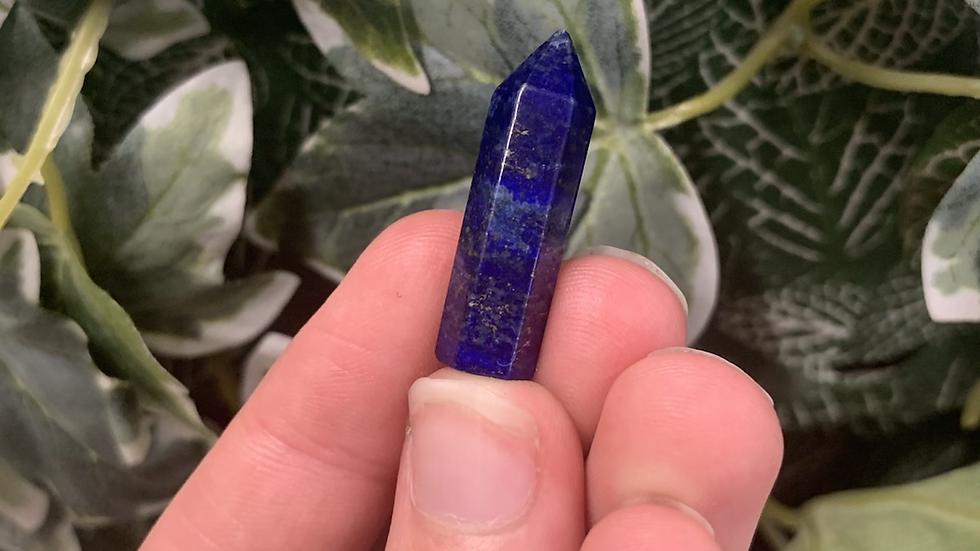 Mini Lapis Lazuli Point