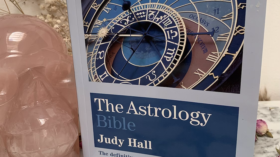 The Astrology Bible Book