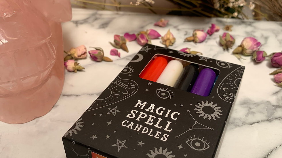 Magic Spell Candles