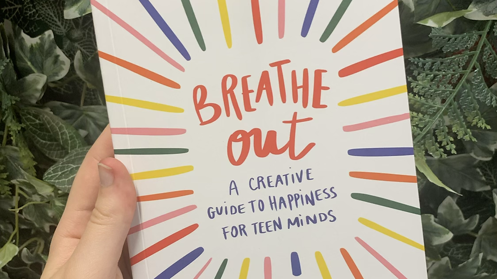 Breathe Out Book