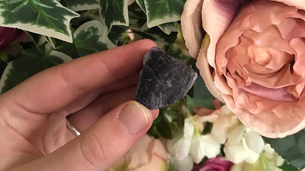 Rough Fluorite Piece