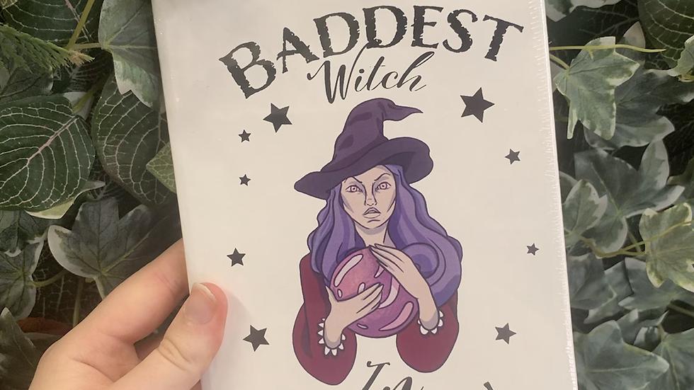 Baddest Witch Notebook