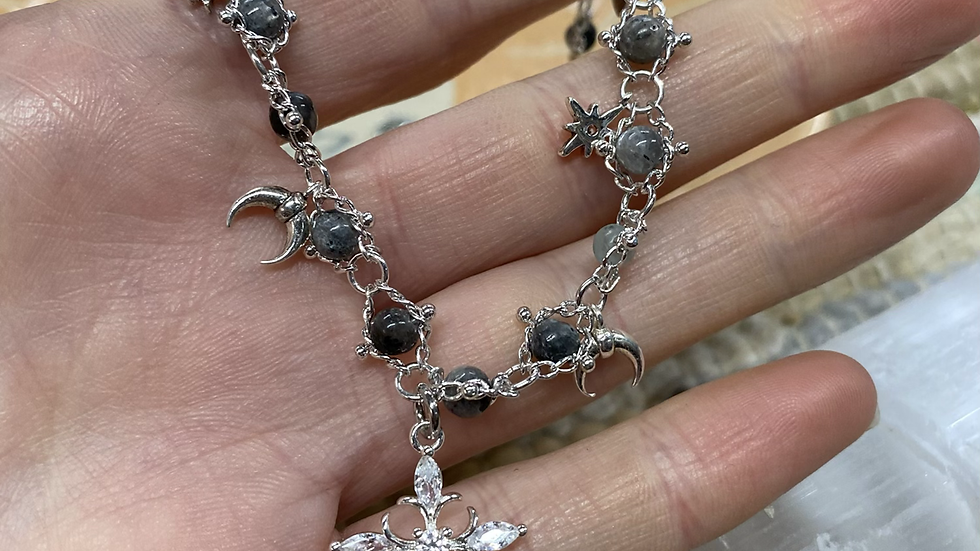 Larkivite Necklace