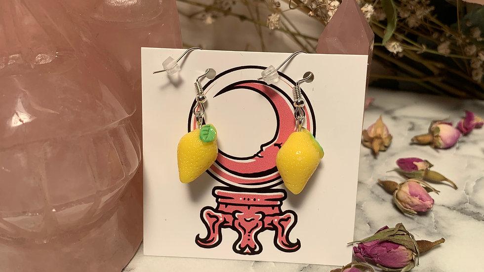 Lemon Clearance Earrings