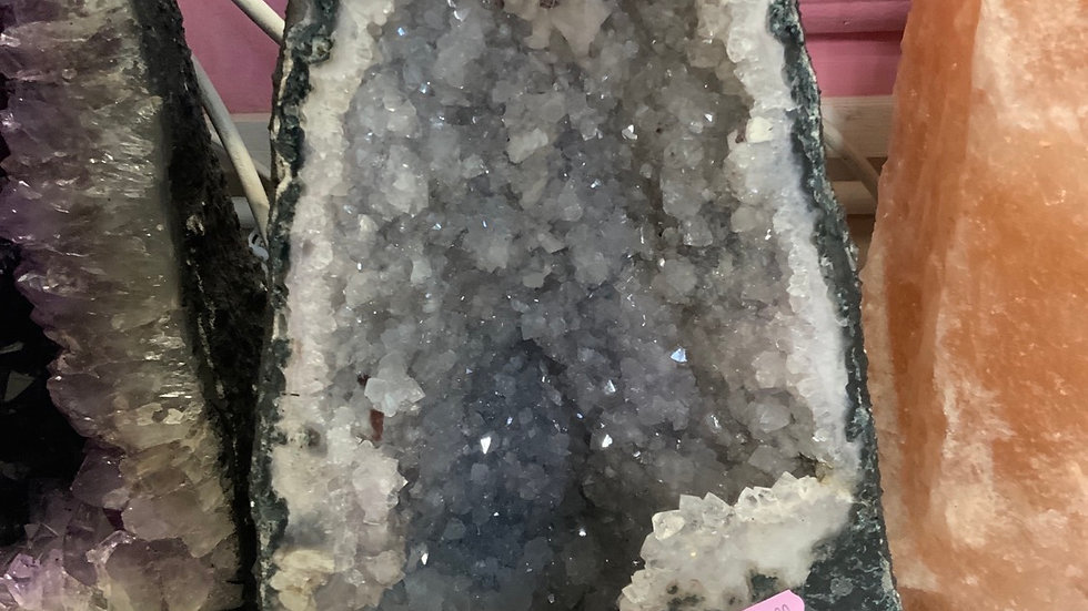 Pale Amethyst Cave