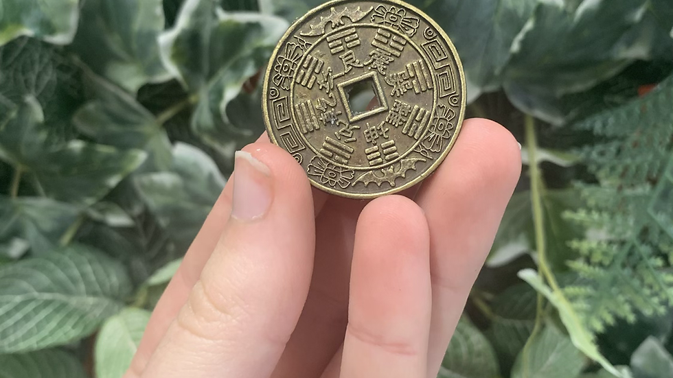 Chinese Lucky Coin