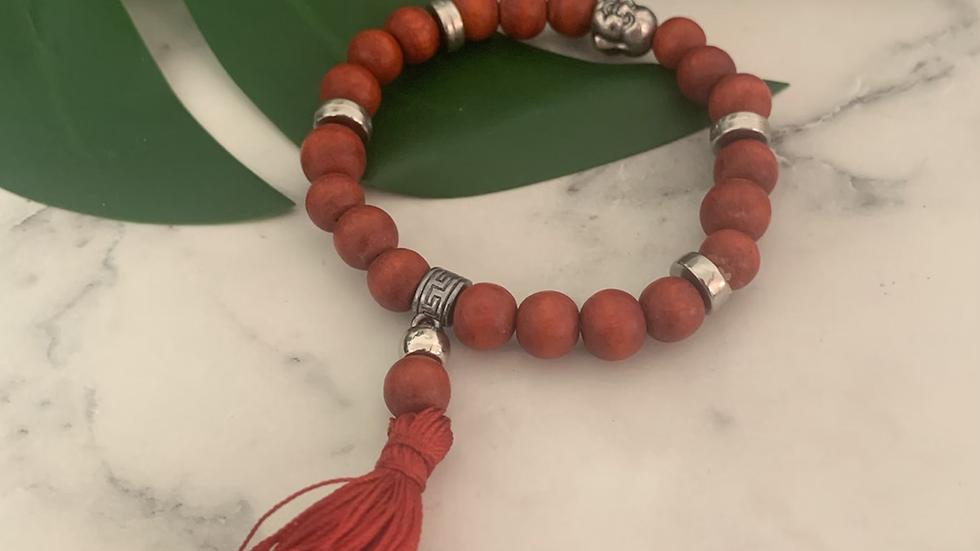 Red Buddha Bracelet