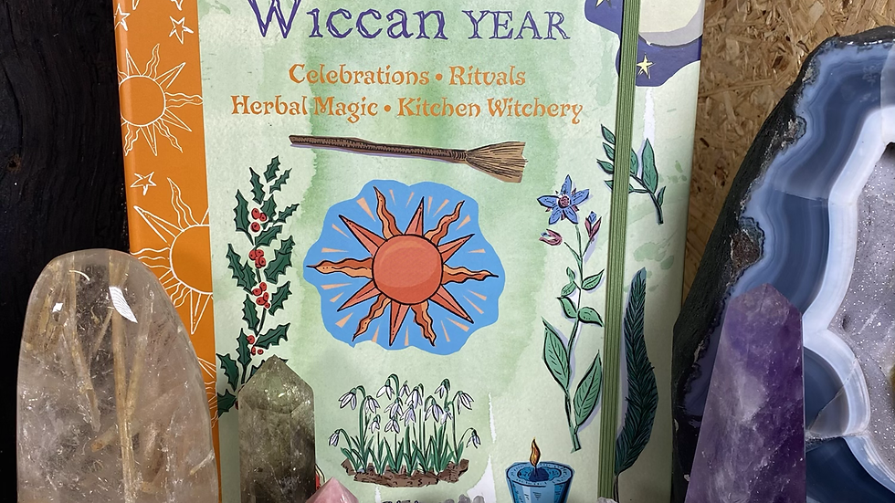 The Green Wiccan Year Book