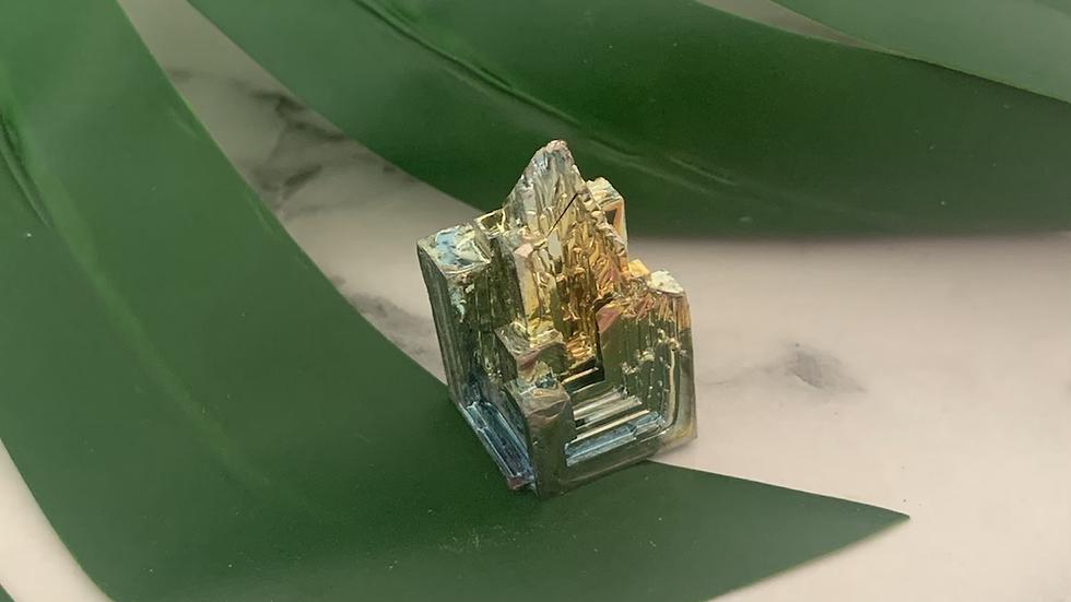Bismuth Freeform Piece