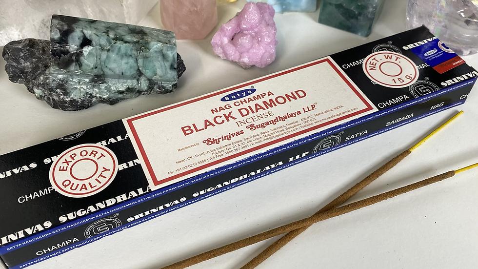 Black Diamond Incense