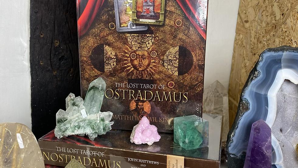 Nostradamus Tarot Cards