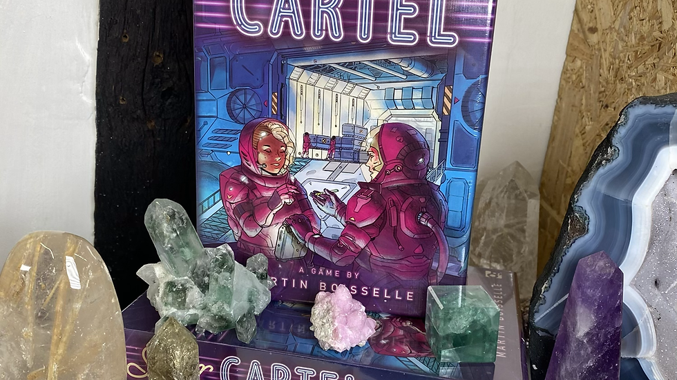 Star Cartel Game