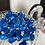 Thumbnail: Blue Howlite Tumble Stone