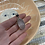 Thumbnail: VINTAGE Sterling Silver Rose Quartz Amethyst Pendant