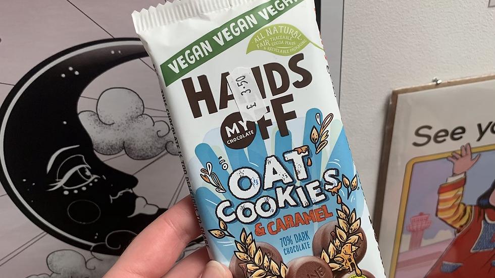Vegan Hands Off Chocolate Bar