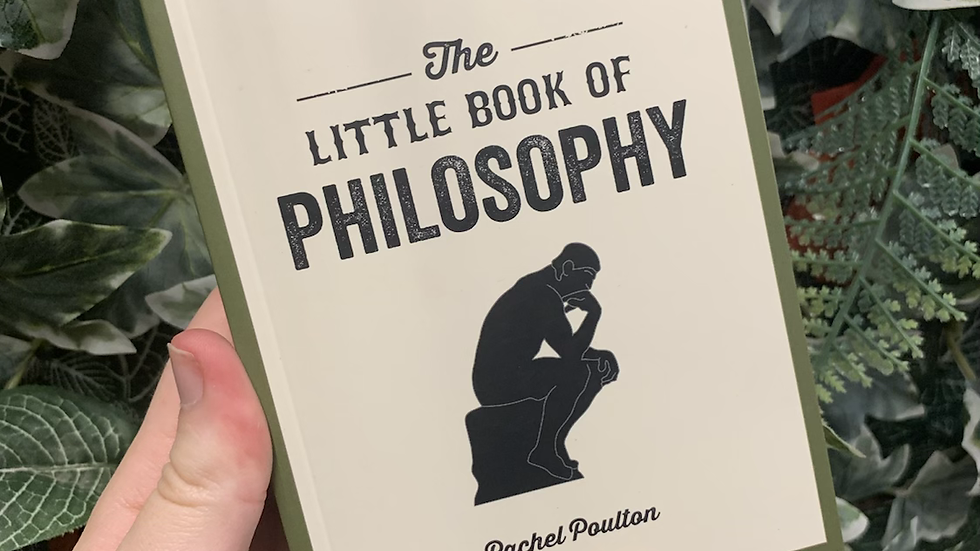 The Little Book of Philosophy Book