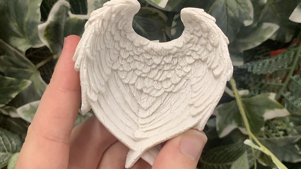 Angel Wings Trinket Dish