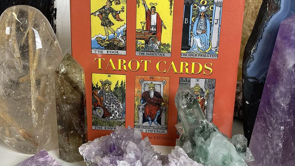 Tarot Cards Book