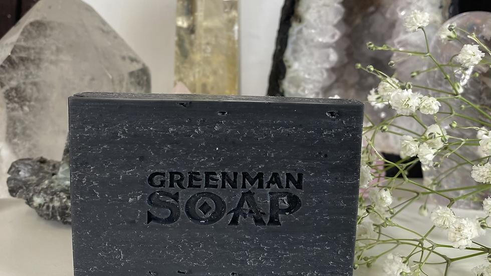 Clove & Sage Vegan Greenman Soap
