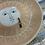 Thumbnail: VINTAGE Sterling Silver Amethyst Moonstone Pendant