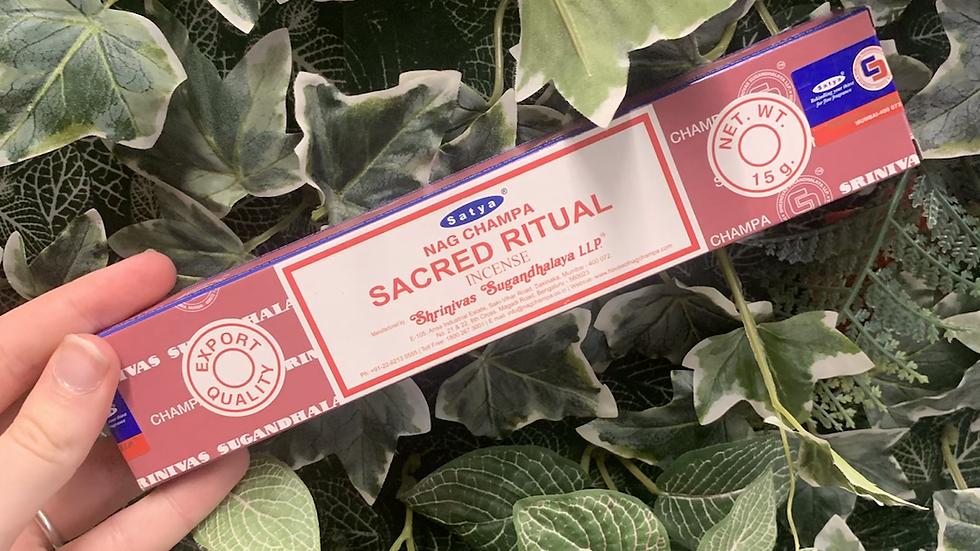 Sacred Ritual Incense