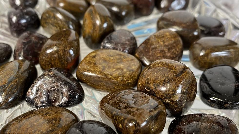 Bronzite Tumble Stone