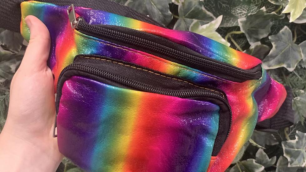 Multicolour Festival Bag