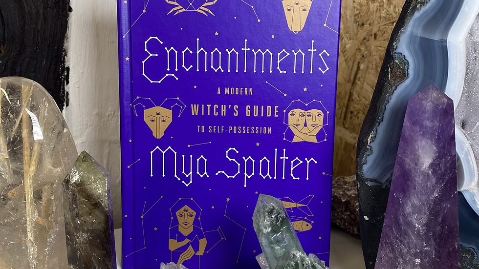 A Modern Witches Guide To Self Possession
