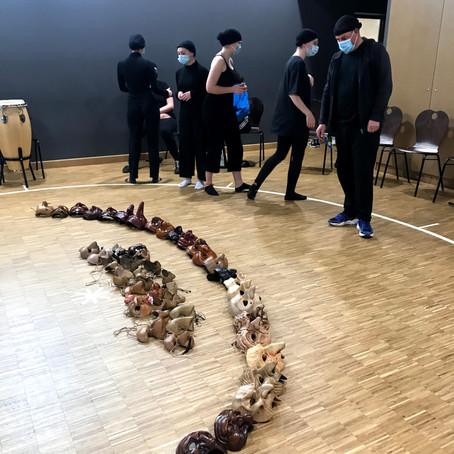 Stage Commedia Conservatoire d'Alençon - du 1er au 5 mars 2021