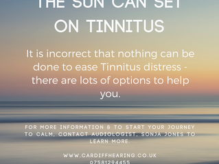 Tinnitus - it can get better