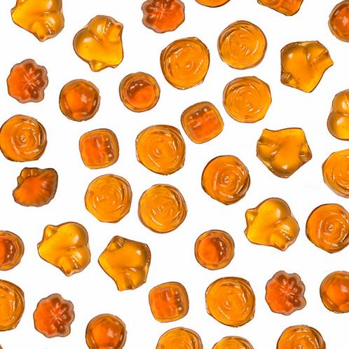 Bonbons clairs à l'érable (12 unités)