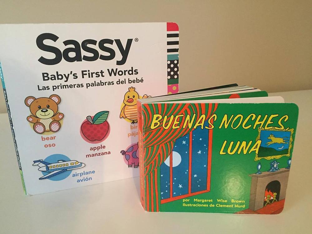 Teach your child a second language