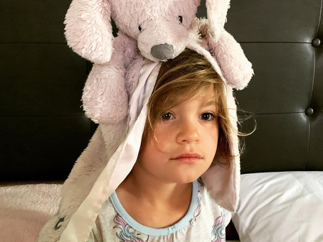 Strong Willed Children Can Struggle With Sleep