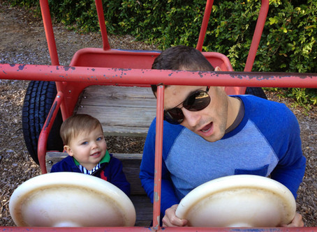 Why Dads Are Meant To Be The Fun Parent