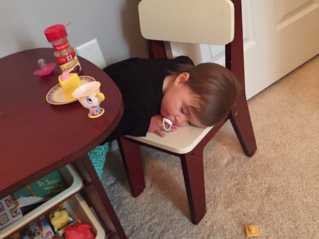 5 Steps to Begin Fixing Your Child's Sleep