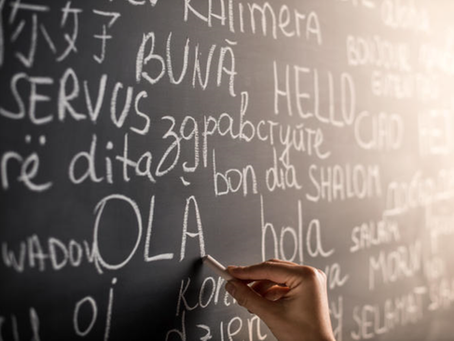 Teaching Your Child A Second Language