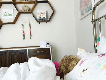 First Thing You Need to Do If Your Child Is Waking Overnight