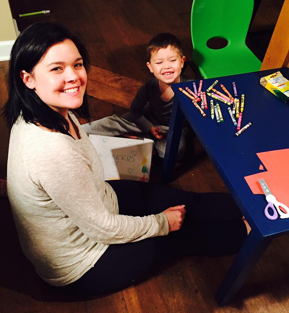 Born Happy, Toddler Parent Coach, Positive Attention