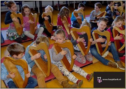 Harp les op school