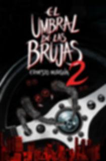 El umbral de las brujas 2 - Portada libro