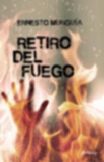 Retiro del fuego - Portada libro