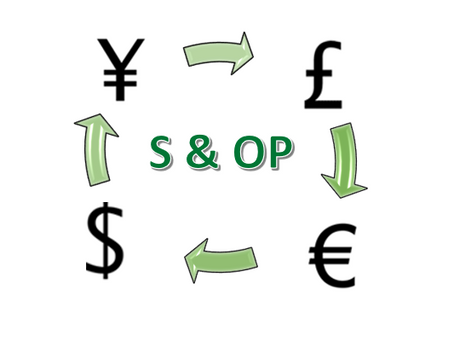 Show Me the Money: Linking the S&OP Shipment Plan to the Financial Revenue Plan.
