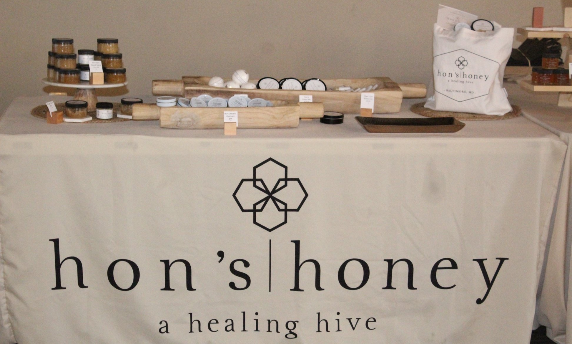 Hon's Honey (Vendor Table)