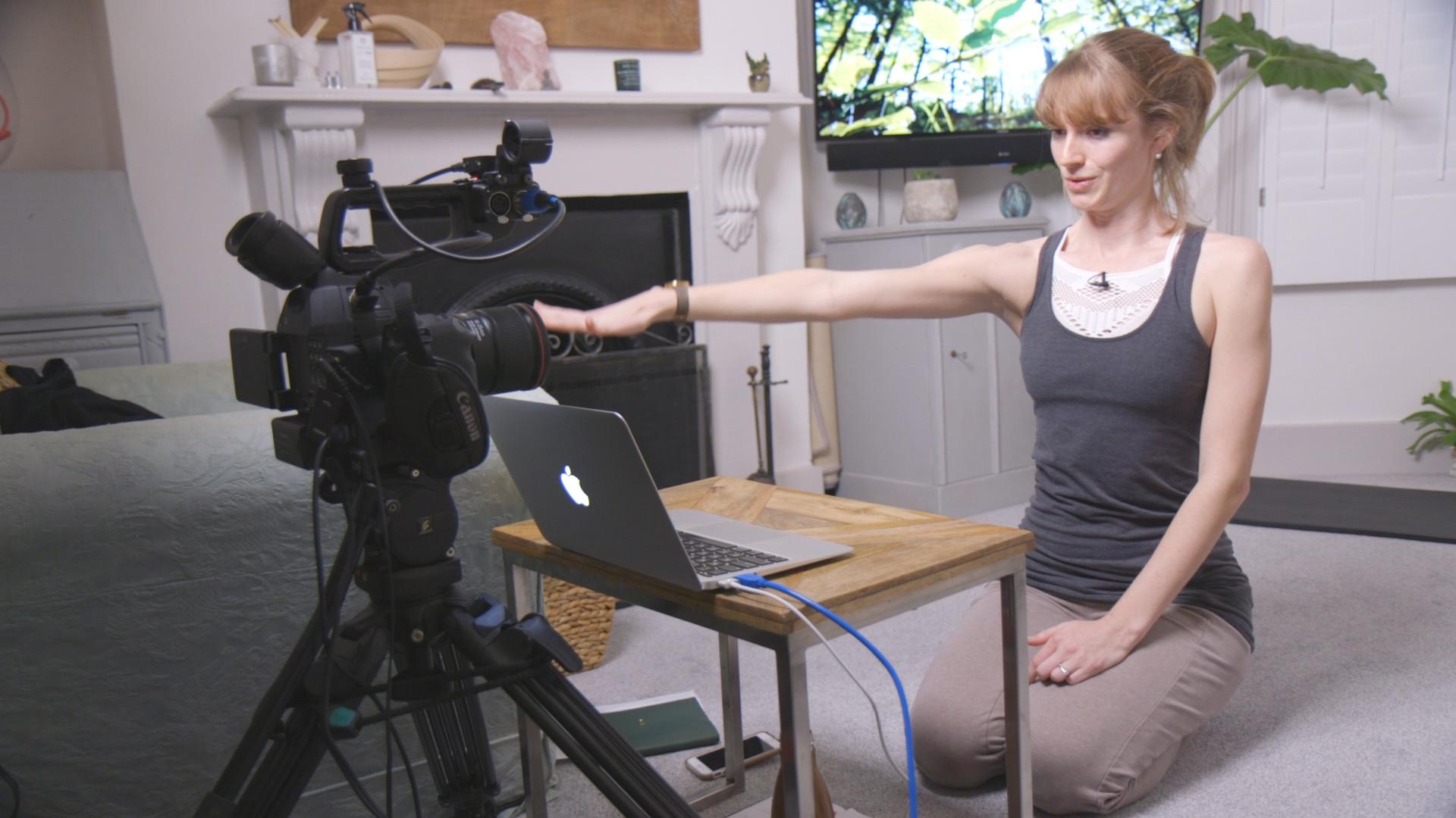£8 HBO member Zoom Pilates