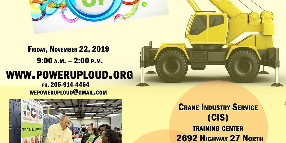 Power UP/CIS Heavy Equipment Workshop