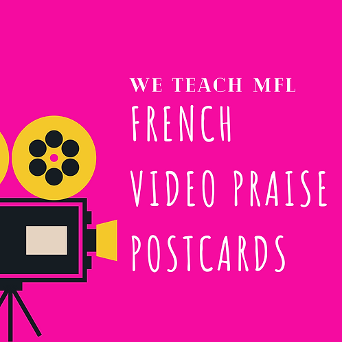 French Video Postcards