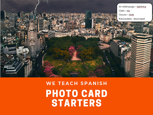 Photo Card Starters