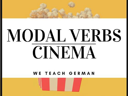 Modal Verbs - Cinema