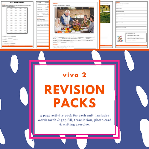Viva 2 - Revision Packs